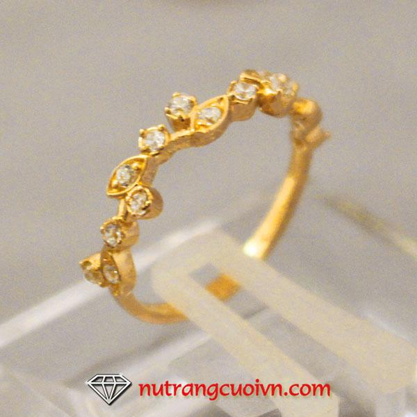 Những mẫu nhẫn nữ đẹp giá rẻ tại Anh Phương Jewelry
