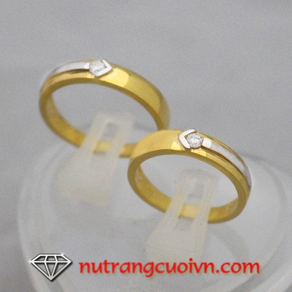 Bộ sưu tập nhẫn cưới đẹp giá rẻ tháng 1-2016