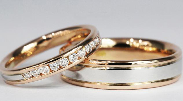 Nhẫn cưới là hiện vật chứng minh tình yêu nam nữ