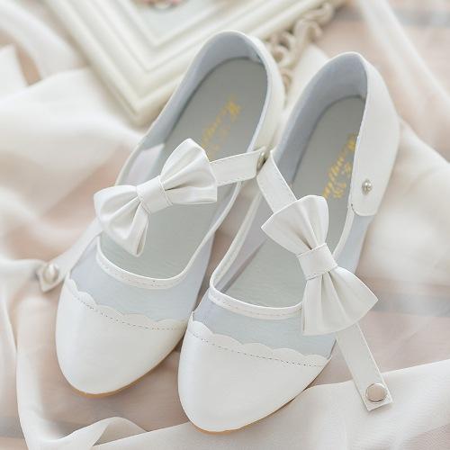 """Chọn giày cưới siêu kute cho nàng dâu """" nấm lùn """" …. ^_^"""